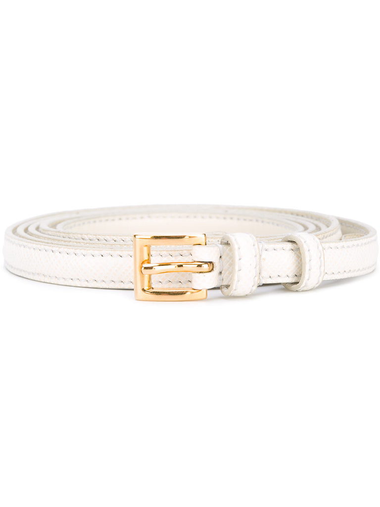 Prada thin belt