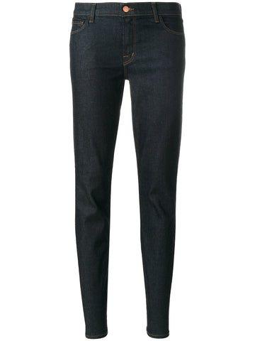 J BRAND Maude mid-rise tapered jeans