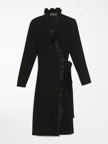 MAX MARA DRESS NERO