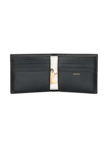 PAUL SMITH classic foldover wallet