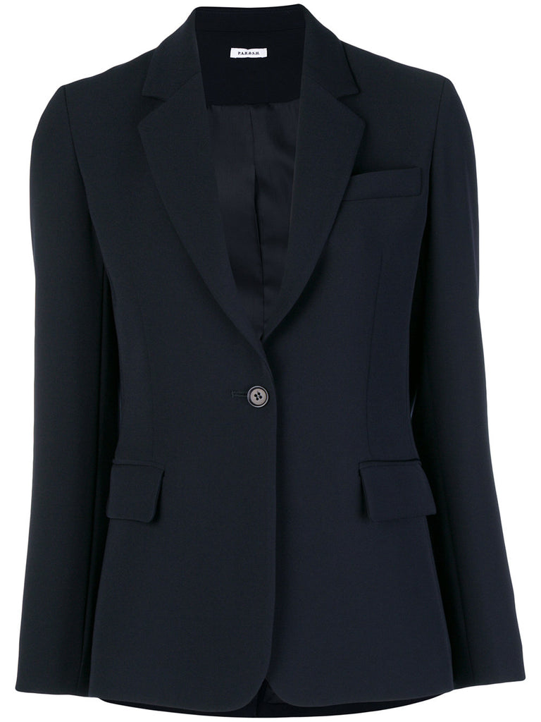 PAROSH single-button blazer