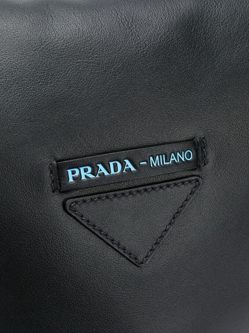 PRADA bucket style shoulder bag