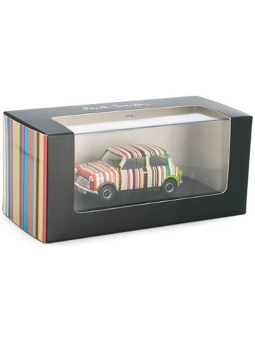 PAUL SMITH striped model car