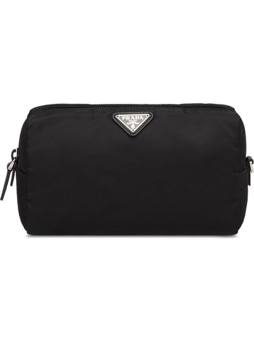 PRADA wristlet beauty bag