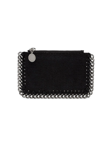 STELLA MCCARTNEY Falabella zipped cardholder