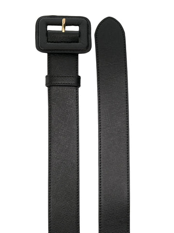 PRADA Wide buckle belt