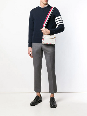 THOM BROWNE mail clutch