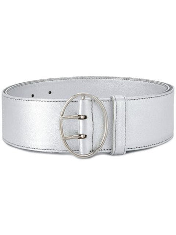 PRADA Large buckle belt