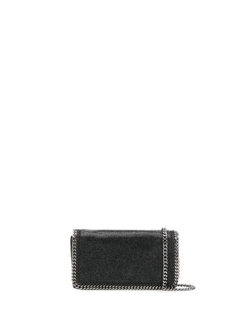 STELLA McCARTNEY Embellished Falabella cross-body bag