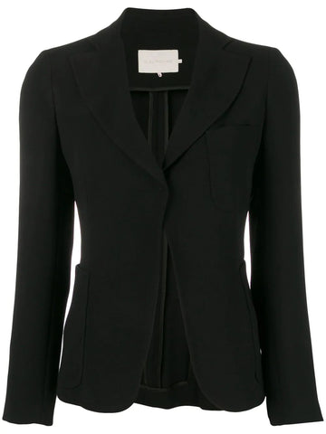 L'AUTRE CHOSE Single button blazer