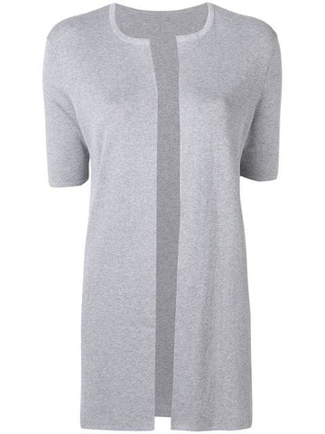 SOTTOMETTIMI Short-sleeved cardigan