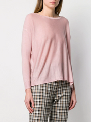 SOTTOMETTIMI plain knitted top