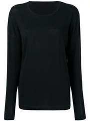 SOTTOMETTIMI relaxed-fit jumper