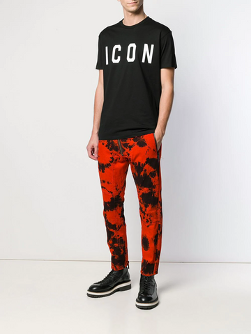 DSQUARED Icon print T-shirt
