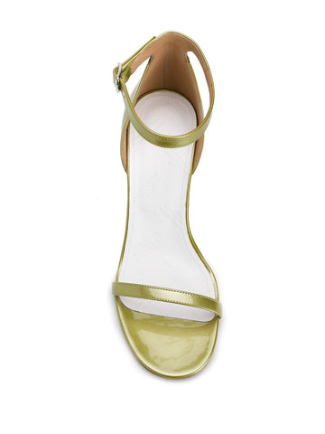MAISON MARGIELA bent heeled sandals