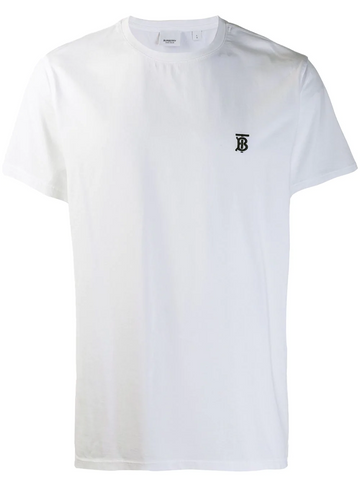 BURBERRY monogram T-shirt