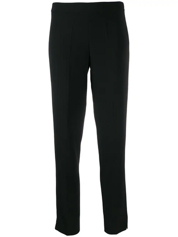 PAROSH slim fit trousers