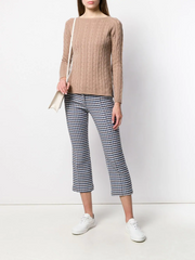 MAX MARA slim-fit cashmere jumper