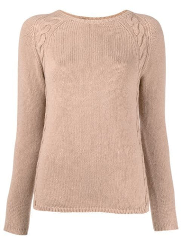 MAX MARA cable knit jumper
