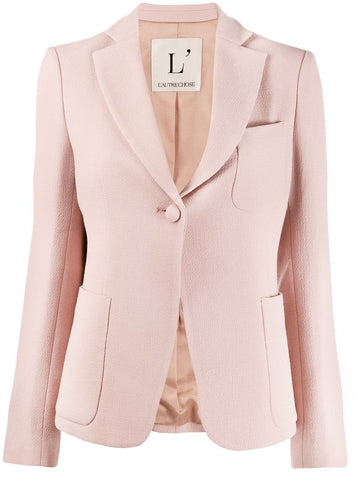 L'AUTRE CHOSE fitted blazer
