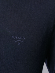 PRADA crew neck sweater