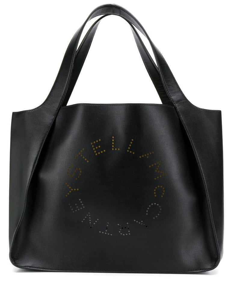 STELLA McCARTNEY Stella Logo tote bag