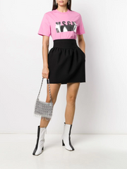 MSGM lantern shaped shirt