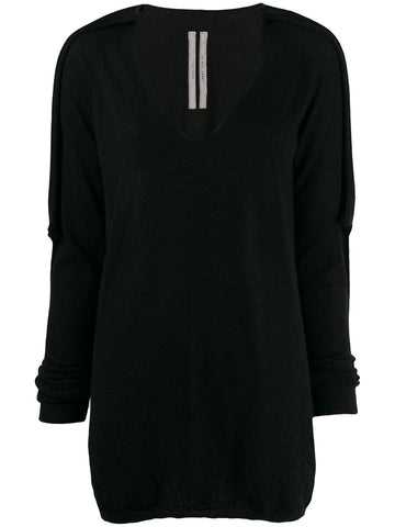 RICK OWENS long sweater