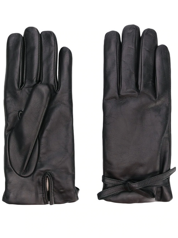 L'AUTRE CHOSE wool lined gloves