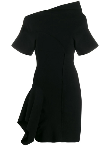 RICK OWENS reconstructed tunic top
