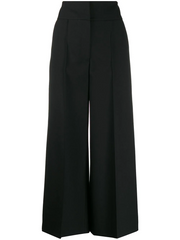 STELLA MCCARTNEY high-waisted wide leg trousers