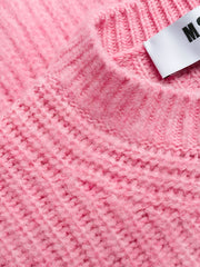 MSGM SWEATER KNIT PINK