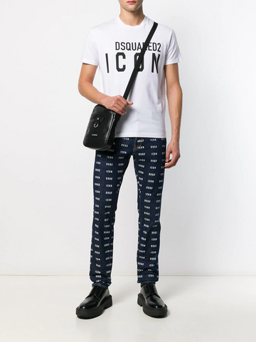 DSQUARED ICON logo T-shirt