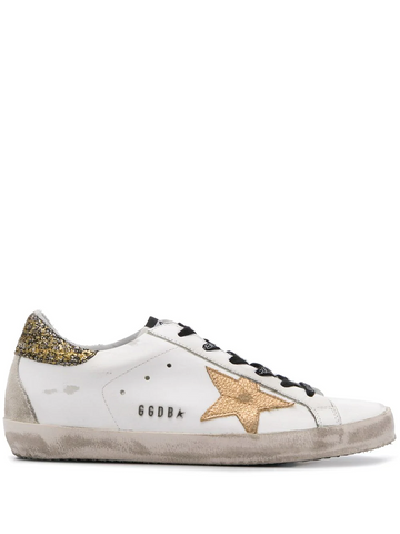 GOLDEN GOOSE Superstar low-top trainers