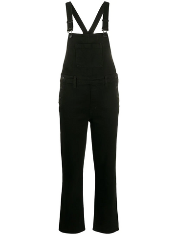 J BRAND side buttoned dungarees