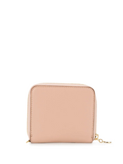 STELLA McCARTNEY small Stella Logo perforated wallet