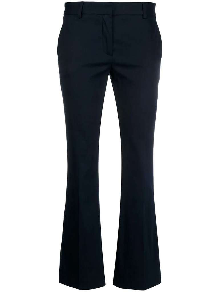 L'AUTRECHOSE cropped tailored trousers