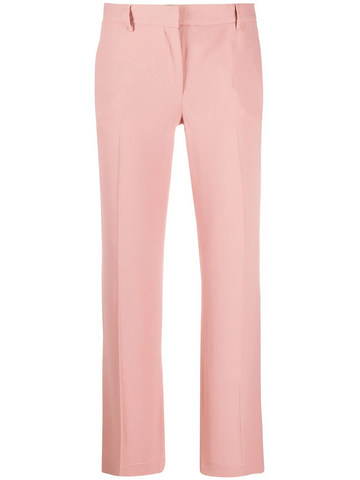 L'AUTRECHOSE slim-fit cropped trousers