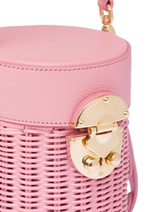 MIU MIU Wicker shoulder bag