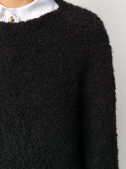 GUCCI textured jumper
