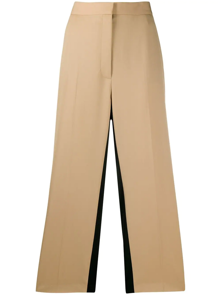 STELLA McCARTNEY Tracy cropped trousers