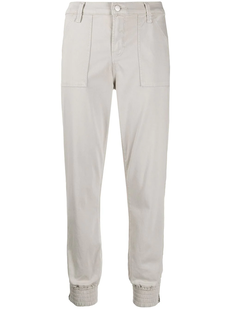 J BRAND Arkin zipped ankle track trousers