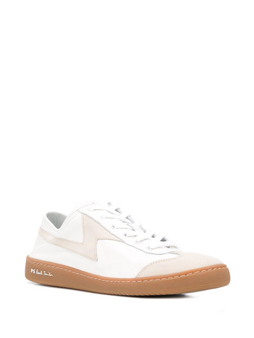 PAUL SMITH panelled low-top sneakers