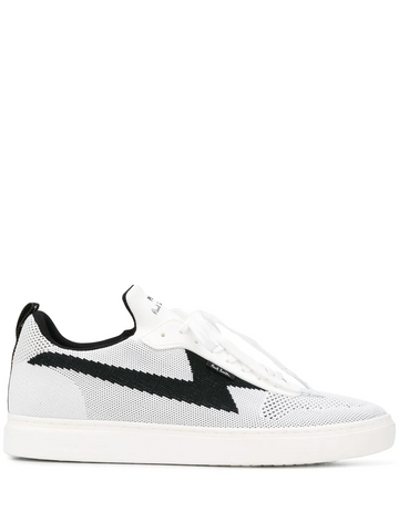 PAUL SMITH knitted low-top sneakers