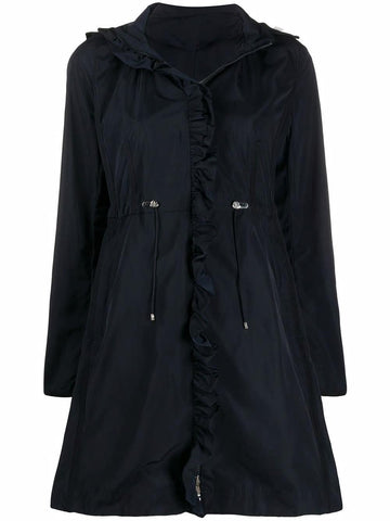MONCLER OUTREMER LONG COAT