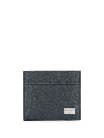 DOLCE&GABBANA leather cardholder