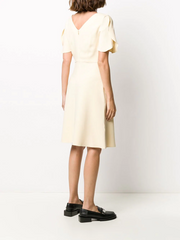 STELLA MCCARTNEY flared mini dress