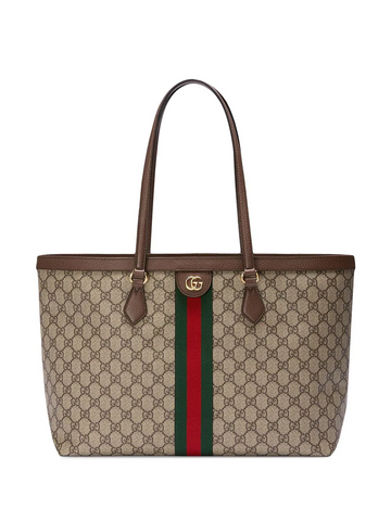 GUCCI medium Ophidia GG tote bag