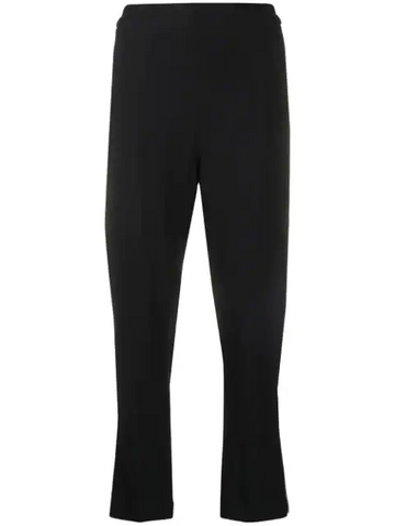 ANN DEMEULEMEESTER cropped straight trousers