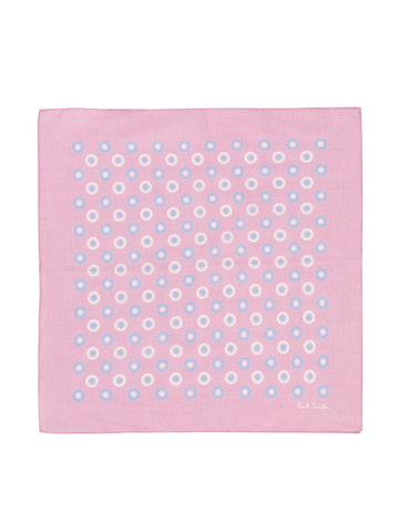 PAUL SMITH  print pocket handkerchief